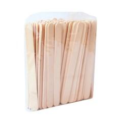 Шпатель медицинский деревянный нестерильный в п/э 100 шт