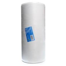 Полотенце 45*90 40 гр, White line спанлейс  белый, 100 шт/рул
