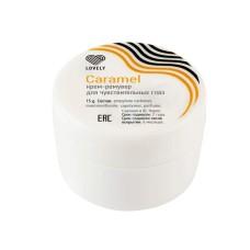 """Крем-ремувер """"Caramel"""" Lovely с ароматом карамели"""