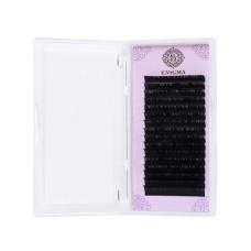 Ресницы Enigma  черные, отдельные длины