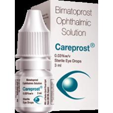 Средство для роста ресниц Careprost, 3 мл