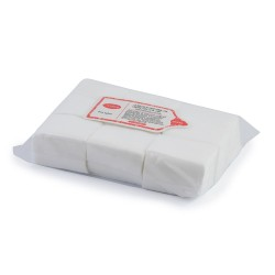 Салфетки безворсовые белые, мягкие