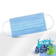 Маски медицинские голубые 50 шт в коробке