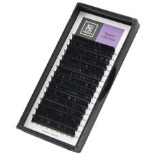 Ресницы Barbara черные, отдельные длины